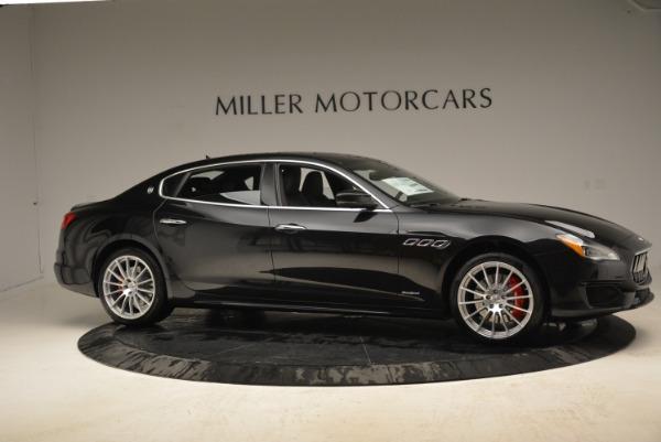 New 2018 Maserati Quattroporte S Q4 Gransport for sale Sold at Bugatti of Greenwich in Greenwich CT 06830 12