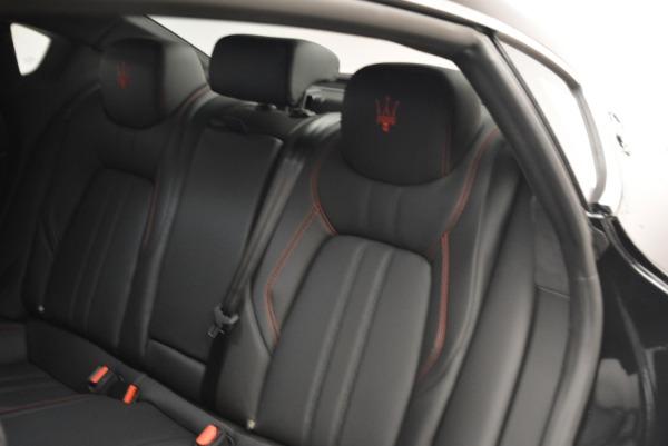 New 2018 Maserati Quattroporte S Q4 Gransport for sale Sold at Bugatti of Greenwich in Greenwich CT 06830 19