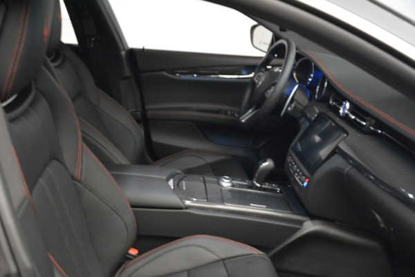 New 2018 Maserati Quattroporte S Q4 Gransport for sale Sold at Bugatti of Greenwich in Greenwich CT 06830 22