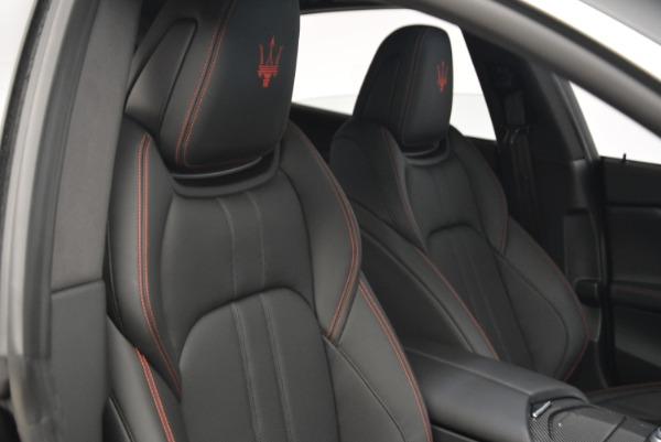 New 2018 Maserati Quattroporte S Q4 Gransport for sale Sold at Bugatti of Greenwich in Greenwich CT 06830 23