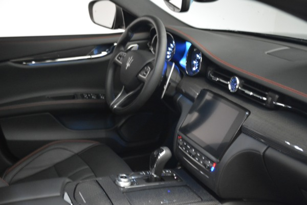 New 2018 Maserati Quattroporte S Q4 Gransport for sale Sold at Bugatti of Greenwich in Greenwich CT 06830 24