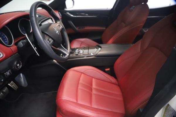 Used 2018 Maserati Ghibli S Q4 GranSport for sale Call for price at Bugatti of Greenwich in Greenwich CT 06830 14