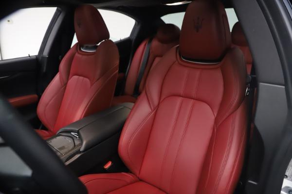 Used 2018 Maserati Ghibli S Q4 GranSport for sale Call for price at Bugatti of Greenwich in Greenwich CT 06830 15