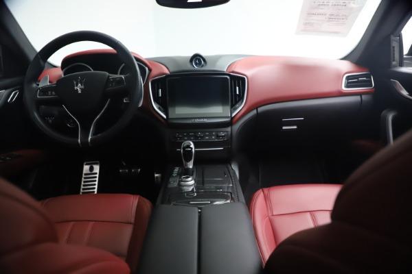 Used 2018 Maserati Ghibli S Q4 GranSport for sale Call for price at Bugatti of Greenwich in Greenwich CT 06830 16
