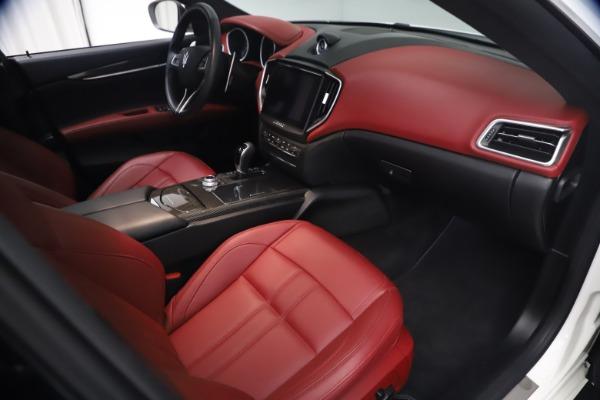Used 2018 Maserati Ghibli S Q4 GranSport for sale Call for price at Bugatti of Greenwich in Greenwich CT 06830 22