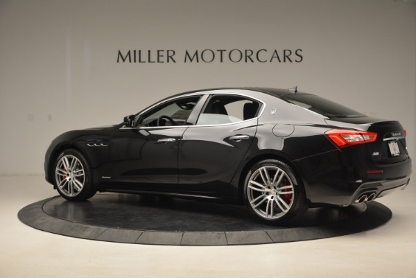 New 2018 Maserati Ghibli S Q4 GranSport for sale Sold at Bugatti of Greenwich in Greenwich CT 06830 4