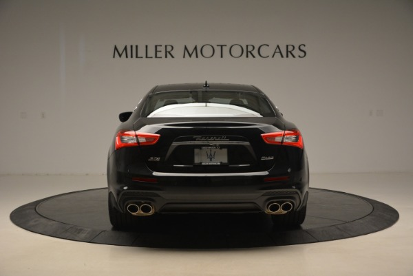 New 2018 Maserati Ghibli S Q4 GranSport for sale Sold at Bugatti of Greenwich in Greenwich CT 06830 6