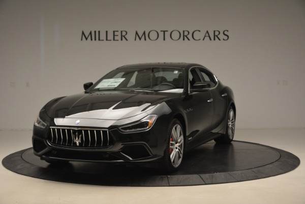 New 2018 Maserati Ghibli S Q4 GranSport for sale Sold at Bugatti of Greenwich in Greenwich CT 06830 1