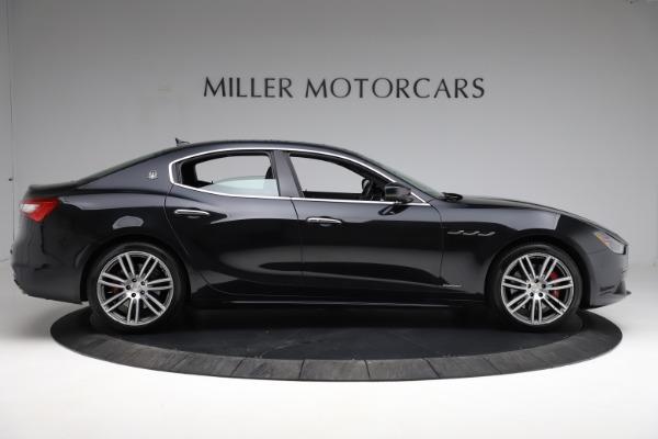 Used 2018 Maserati Ghibli S Q4 Gransport for sale $55,900 at Bugatti of Greenwich in Greenwich CT 06830 10