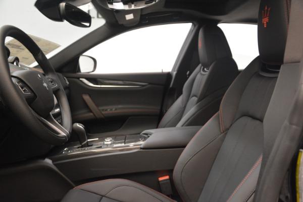Used 2018 Maserati Ghibli S Q4 Gransport for sale $55,900 at Bugatti of Greenwich in Greenwich CT 06830 15