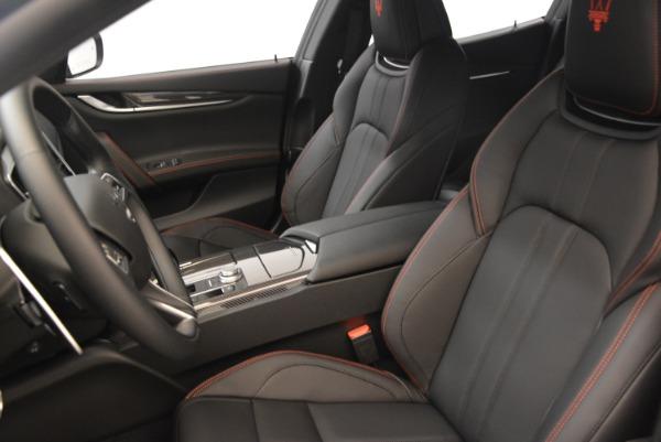 Used 2018 Maserati Ghibli S Q4 Gransport for sale $55,900 at Bugatti of Greenwich in Greenwich CT 06830 16