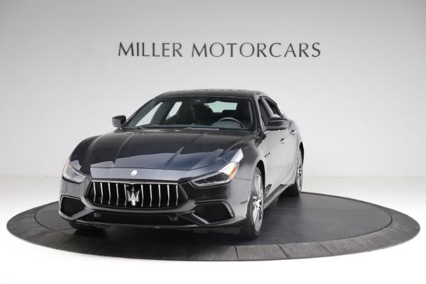 New 2018 Maserati Ghibli S Q4 Gransport for sale Sold at Bugatti of Greenwich in Greenwich CT 06830 1