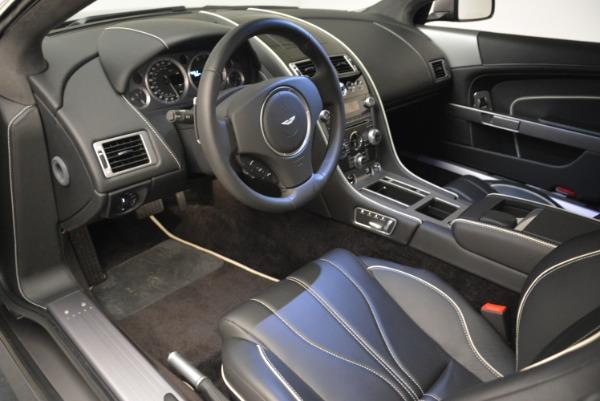 Used 2015 Aston Martin DB9 for sale Sold at Bugatti of Greenwich in Greenwich CT 06830 14