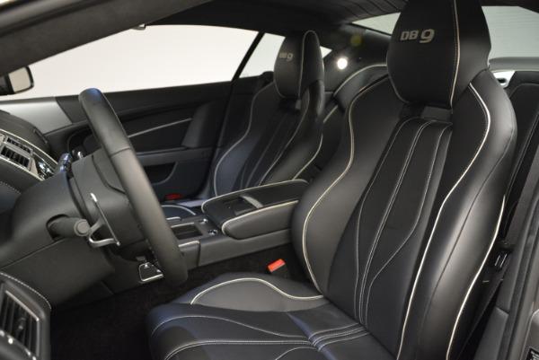 Used 2015 Aston Martin DB9 for sale Sold at Bugatti of Greenwich in Greenwich CT 06830 16