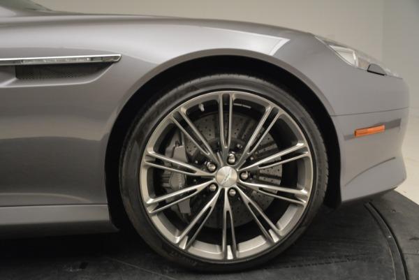 Used 2015 Aston Martin DB9 for sale Sold at Bugatti of Greenwich in Greenwich CT 06830 18
