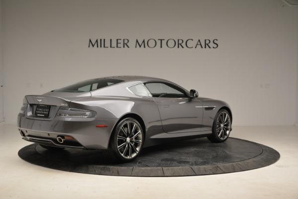 Used 2015 Aston Martin DB9 for sale Sold at Bugatti of Greenwich in Greenwich CT 06830 8