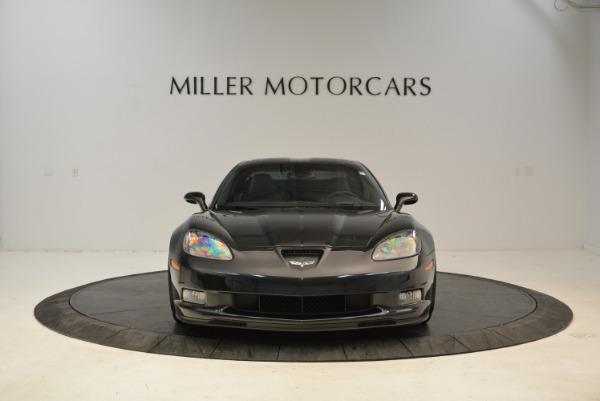 Used 2012 Chevrolet Corvette Z16 Grand Sport for sale Sold at Bugatti of Greenwich in Greenwich CT 06830 12