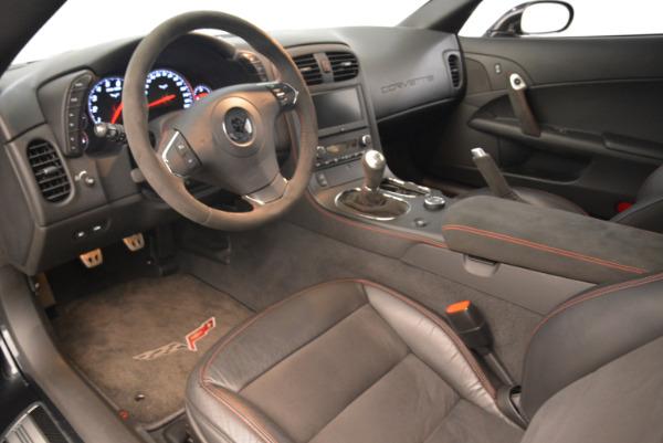 Used 2012 Chevrolet Corvette Z16 Grand Sport for sale Sold at Bugatti of Greenwich in Greenwich CT 06830 13