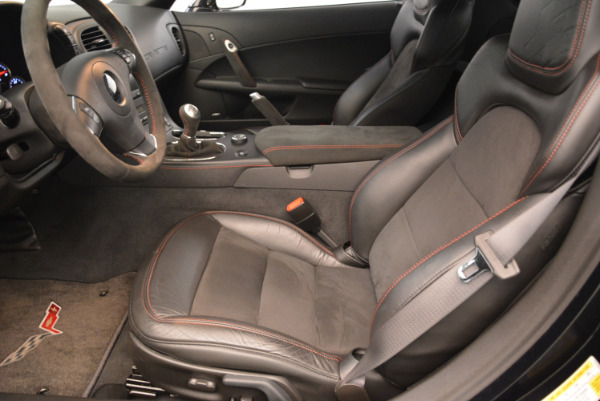 Used 2012 Chevrolet Corvette Z16 Grand Sport for sale Sold at Bugatti of Greenwich in Greenwich CT 06830 14