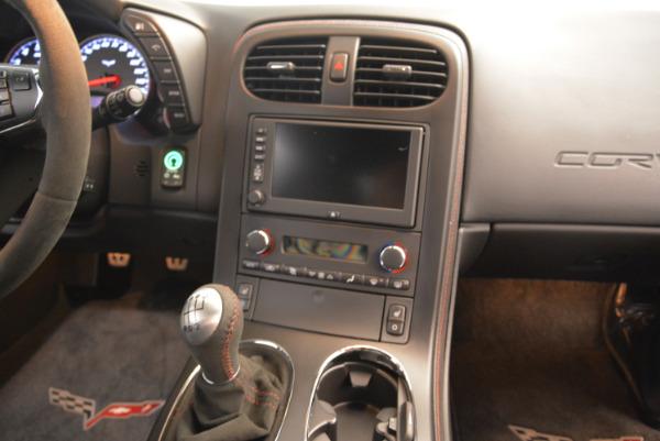 Used 2012 Chevrolet Corvette Z16 Grand Sport for sale Sold at Bugatti of Greenwich in Greenwich CT 06830 19