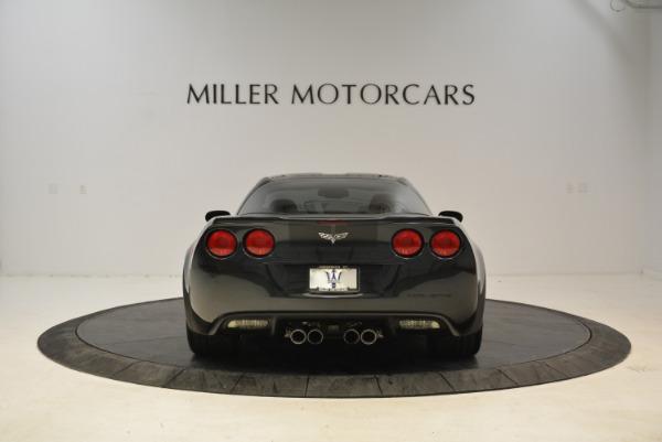 Used 2012 Chevrolet Corvette Z16 Grand Sport for sale Sold at Bugatti of Greenwich in Greenwich CT 06830 6