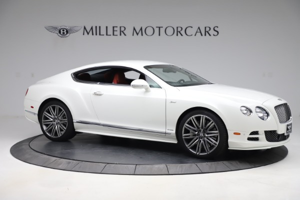 Used 2015 Bentley Continental GT Speed for sale $109,900 at Bugatti of Greenwich in Greenwich CT 06830 10