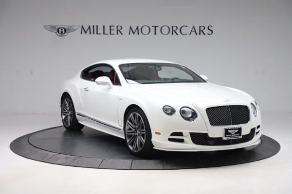 Used 2015 Bentley Continental GT Speed for sale $109,900 at Bugatti of Greenwich in Greenwich CT 06830 11