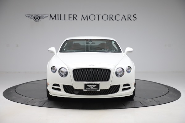 Used 2015 Bentley Continental GT Speed for sale $109,900 at Bugatti of Greenwich in Greenwich CT 06830 12