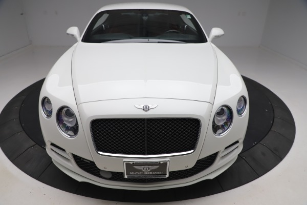 Used 2015 Bentley Continental GT Speed for sale $109,900 at Bugatti of Greenwich in Greenwich CT 06830 13
