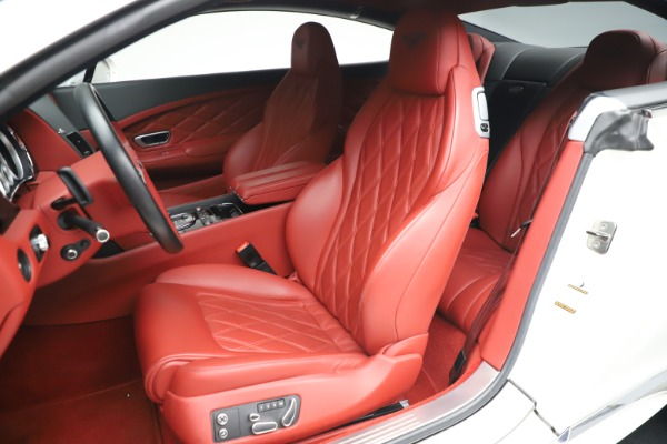 Used 2015 Bentley Continental GT Speed for sale $109,900 at Bugatti of Greenwich in Greenwich CT 06830 17