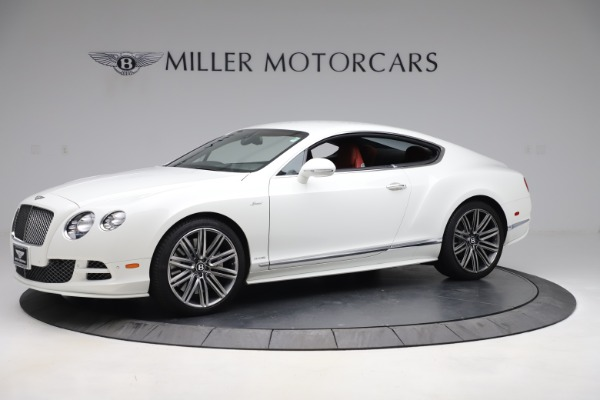 Used 2015 Bentley Continental GT Speed for sale $109,900 at Bugatti of Greenwich in Greenwich CT 06830 2