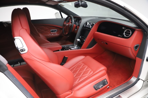 Used 2015 Bentley Continental GT Speed for sale $109,900 at Bugatti of Greenwich in Greenwich CT 06830 21