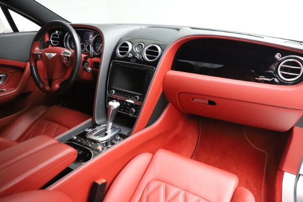 Used 2015 Bentley Continental GT Speed for sale $109,900 at Bugatti of Greenwich in Greenwich CT 06830 25