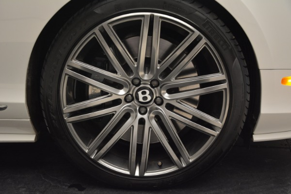 Used 2015 Bentley Continental GT Speed for sale $109,900 at Bugatti of Greenwich in Greenwich CT 06830 27