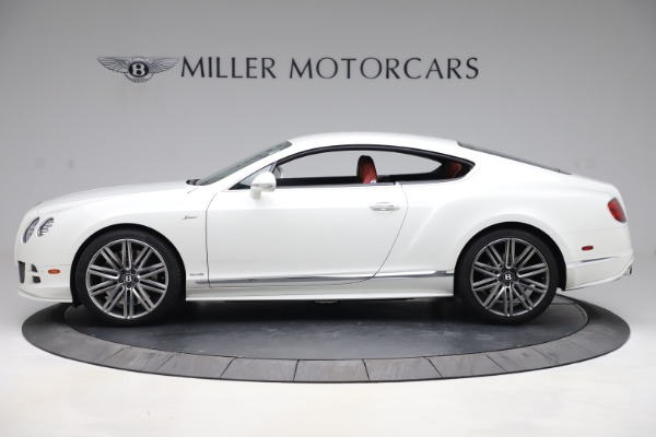 Used 2015 Bentley Continental GT Speed for sale $109,900 at Bugatti of Greenwich in Greenwich CT 06830 3