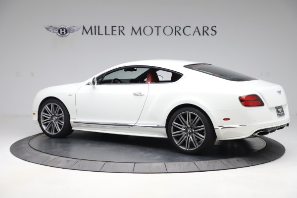 Used 2015 Bentley Continental GT Speed for sale $109,900 at Bugatti of Greenwich in Greenwich CT 06830 4