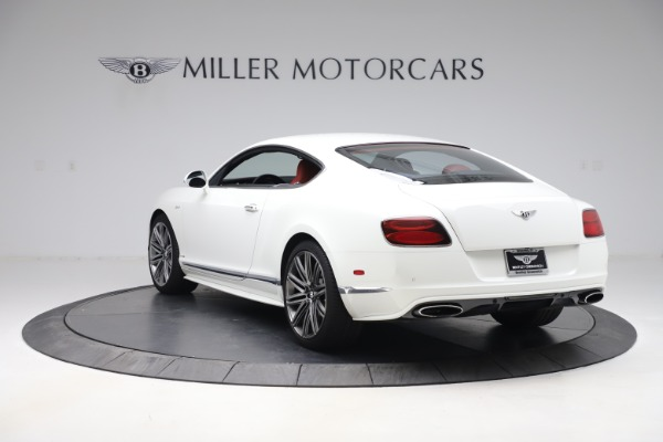 Used 2015 Bentley Continental GT Speed for sale $109,900 at Bugatti of Greenwich in Greenwich CT 06830 5