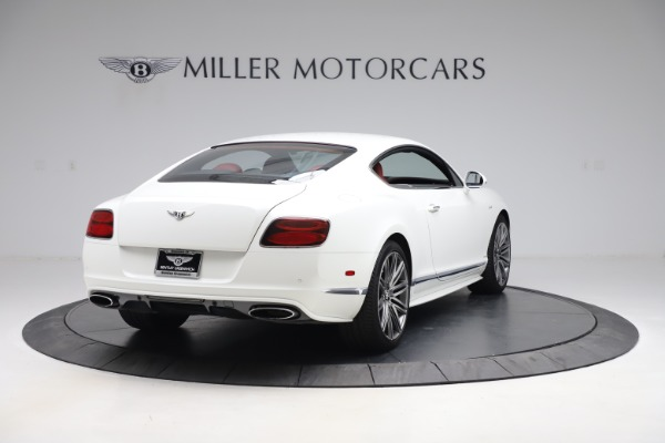 Used 2015 Bentley Continental GT Speed for sale $109,900 at Bugatti of Greenwich in Greenwich CT 06830 7