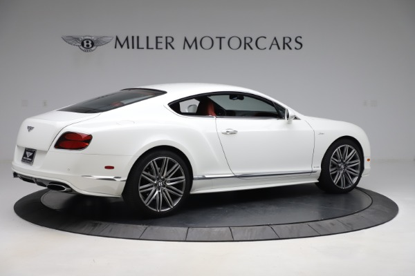 Used 2015 Bentley Continental GT Speed for sale $109,900 at Bugatti of Greenwich in Greenwich CT 06830 8