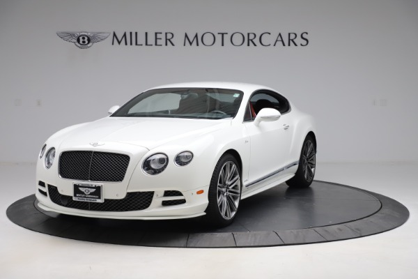 Used 2015 Bentley Continental GT Speed for sale $109,900 at Bugatti of Greenwich in Greenwich CT 06830 1