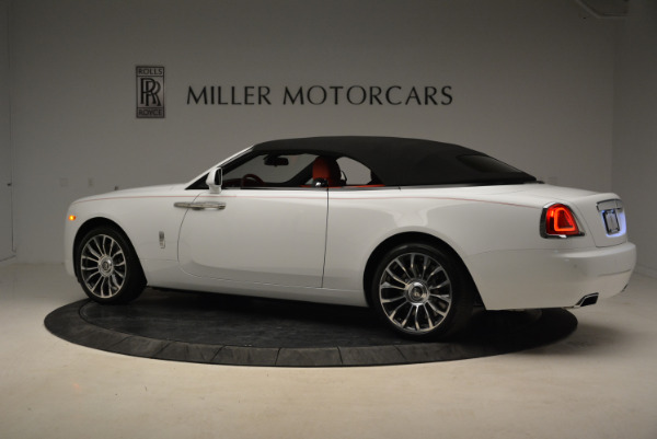 New 2018 Rolls-Royce Dawn for sale Sold at Bugatti of Greenwich in Greenwich CT 06830 16