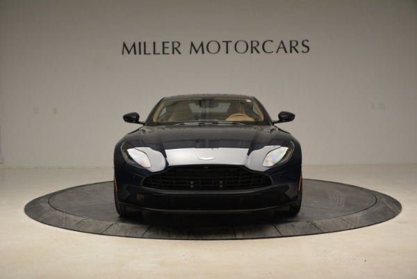 New 2018 Aston Martin DB11 V8 for sale Sold at Bugatti of Greenwich in Greenwich CT 06830 12