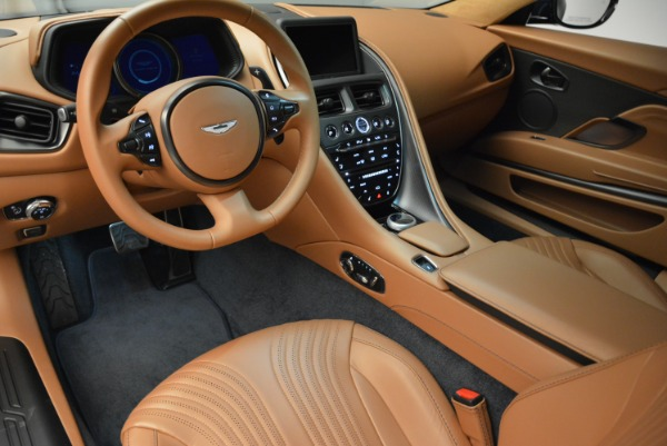 New 2018 Aston Martin DB11 V8 for sale Sold at Bugatti of Greenwich in Greenwich CT 06830 14