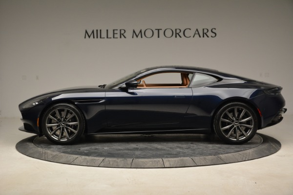New 2018 Aston Martin DB11 V8 for sale Sold at Bugatti of Greenwich in Greenwich CT 06830 3