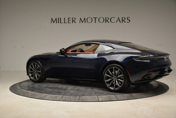 New 2018 Aston Martin DB11 V8 for sale Sold at Bugatti of Greenwich in Greenwich CT 06830 4