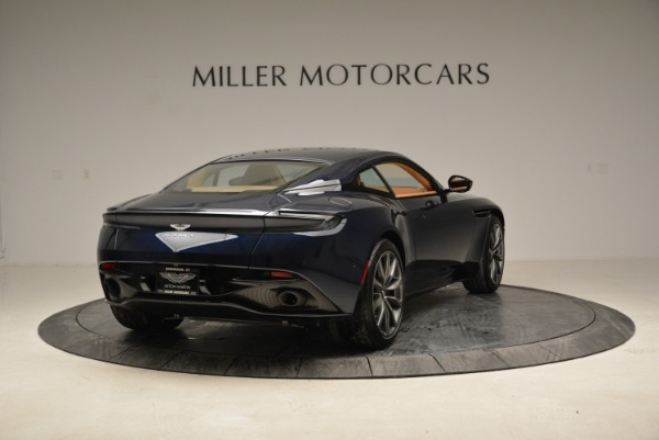 New 2018 Aston Martin DB11 V8 for sale Sold at Bugatti of Greenwich in Greenwich CT 06830 7
