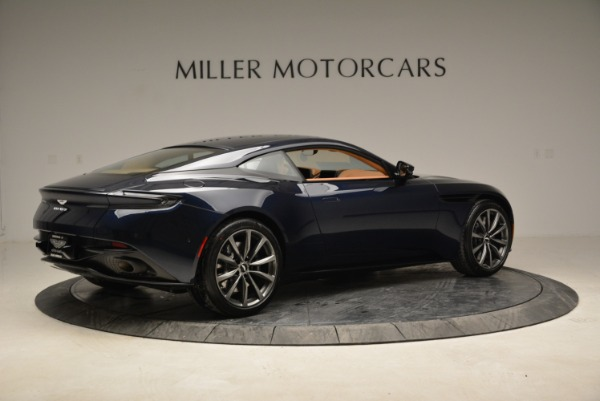 New 2018 Aston Martin DB11 V8 for sale Sold at Bugatti of Greenwich in Greenwich CT 06830 8