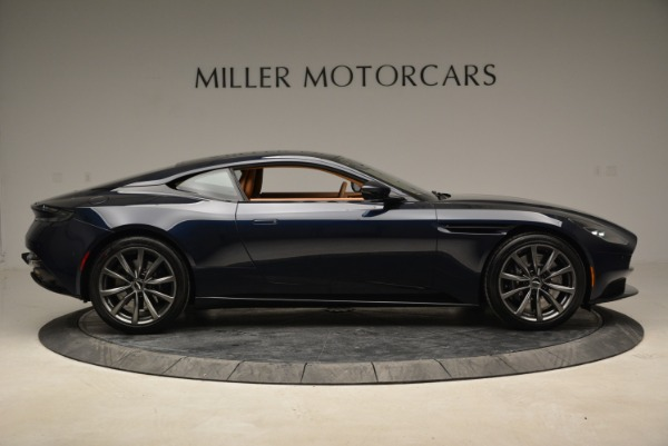 New 2018 Aston Martin DB11 V8 for sale Sold at Bugatti of Greenwich in Greenwich CT 06830 9