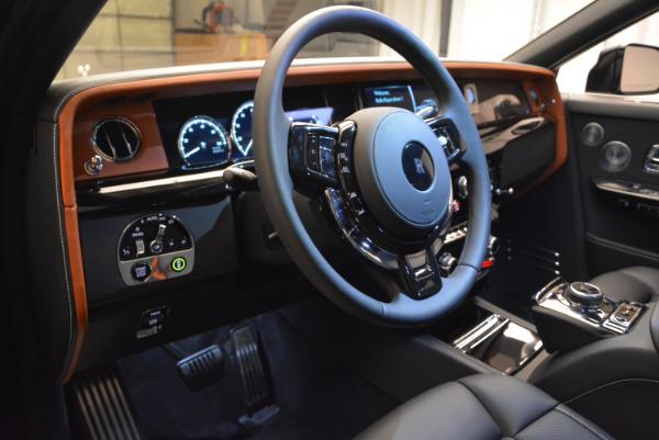 Used 2018 Rolls-Royce Phantom for sale Sold at Bugatti of Greenwich in Greenwich CT 06830 11