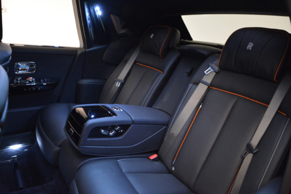 Used 2018 Rolls-Royce Phantom for sale Sold at Bugatti of Greenwich in Greenwich CT 06830 17
